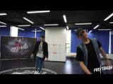 CHOREO DAY - Артем Партин и Борис Рябинин - коллаборация Hip-hop и Popping