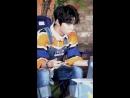 170810 Yongguk x Shihyun x JinYoung x Woodam (JinYoung focus) @ HeyoTV
