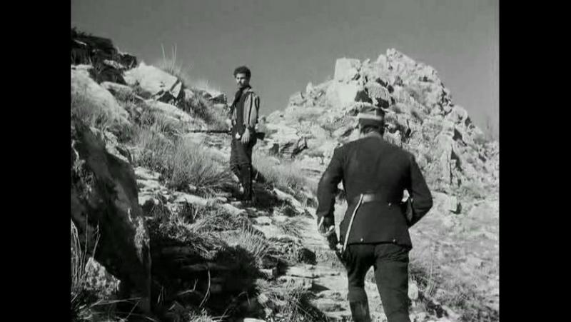 Разбойник с Такка дель Люпо (Разбойник из Волчьего ущелья) Il brigante di Tacca del Lupo 1952. Режиссер Пьетро Джерми.
