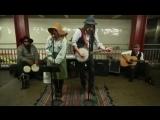 Класс!!! Кристина Агилера инкогнито спела в метро Нью-Йорка