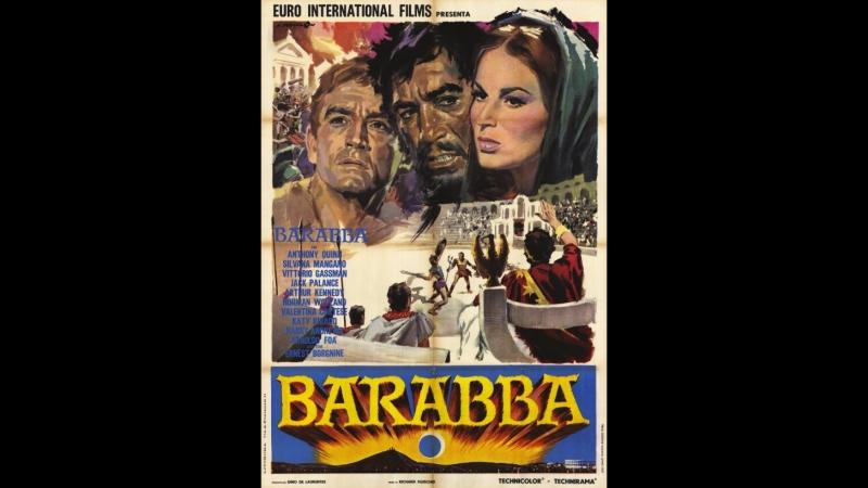 8838-1.Разбойник Варавва / Barabbas (1961) [HD] (х/ф)
