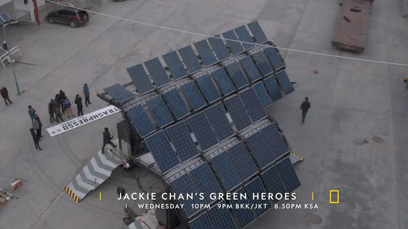 Nat Geo HD Earth Day Special - Jackie Chans Green Heroes
