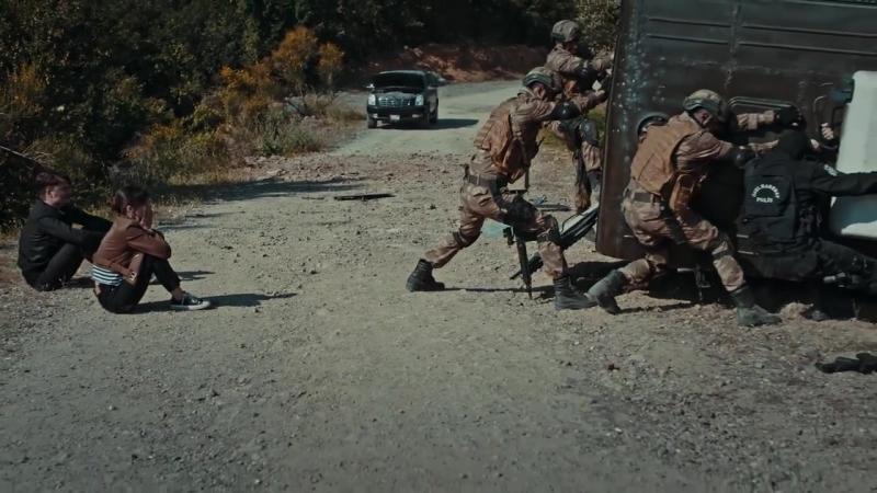 Söz | 9.Bölüm - Komutanım,Ben Bir Askerim!