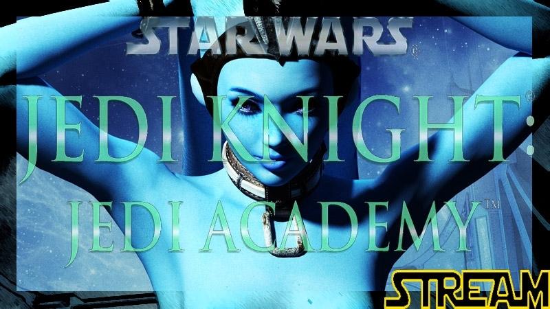 Star Wars Jedi Knight: Jedi Academy Walkthrough (Voice-over test)