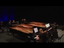 Verbier Festifal 2018 - Rossini's Ouverture: 4 pianos 16 great hands