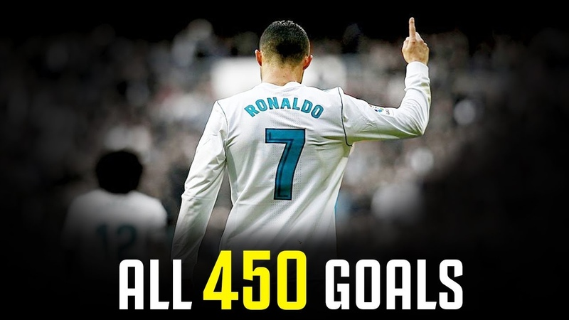Cristiano Ronaldo ● All 450 Goals ● The End of an Era ● 2009-2018   HD