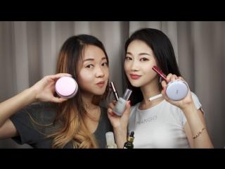 5 любимых косметических продуктов ♥ Лучшая корейская косметика    With Zoyas Lookbook   Korean Cosmetics (Корея/Korea)