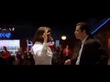 [v-s.mobi]Ума Турман. Джон Траволта. Танец. Криминальное чтиво Квентин Тарантино.