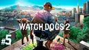 Прохождение Watch Dogs 2 — Часть 5 Russian HD Ubisoft / RU