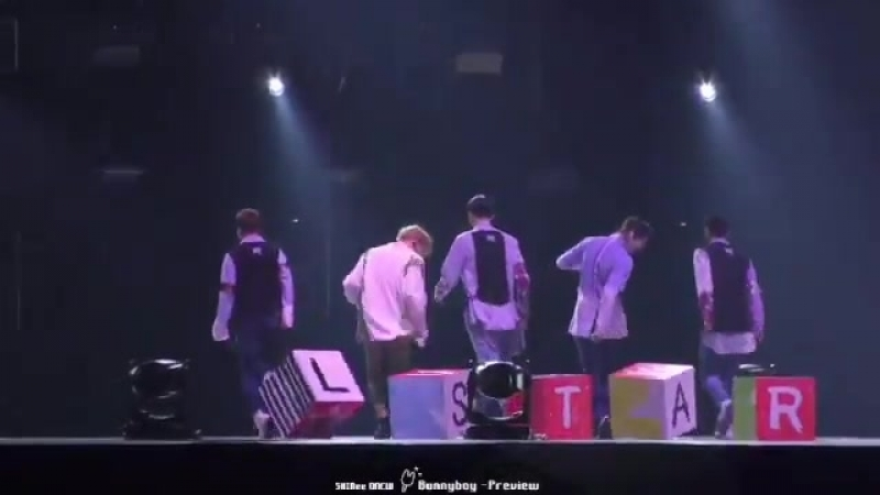 180217 from shinee's lucky star to taemin's stay LOL LEE JINKI