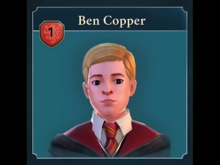Harry Potter: Hogwarts Mystery - Ben Copper