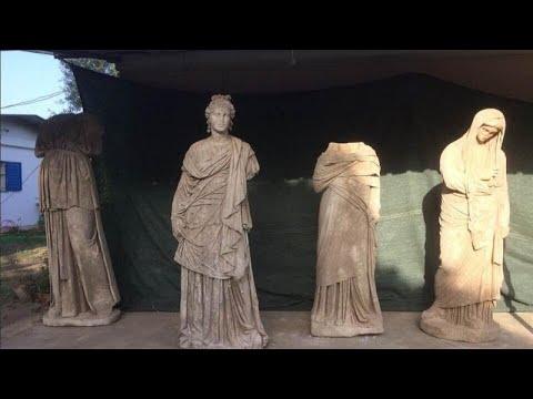 Βρέθηκαν ελληνικά αγάλματα στην Τουρκία