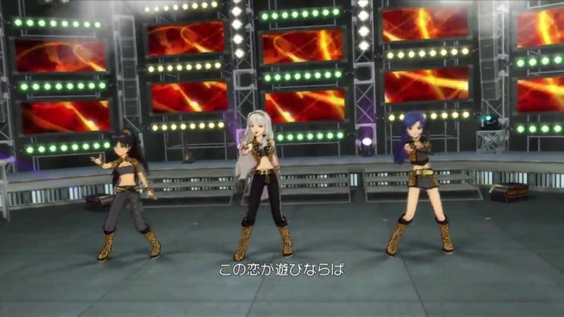 [720p]Idolmaster 2 - Takane, Hibiki, Chihaya - Relations