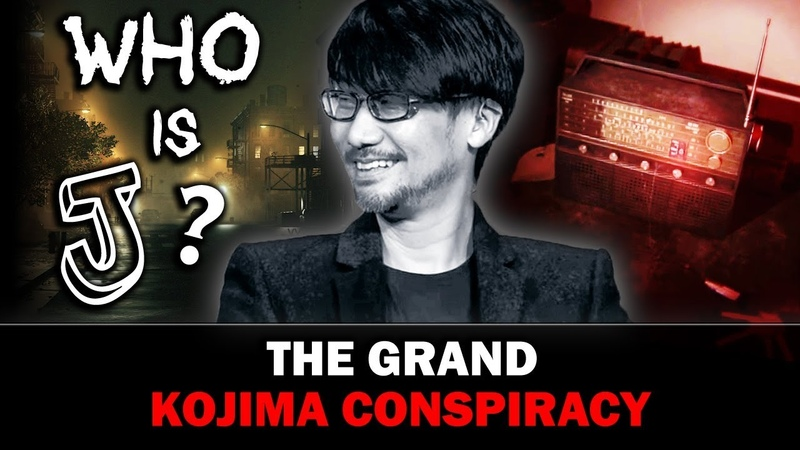 The Kojima Conspiracy - WHO IS J? - Evidence Confirms The Ruse is REAL?!