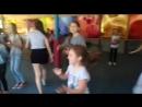игра во время тренировки в летнем лагере DS STAR