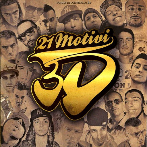 3D альбом 21 motivi (3d album - 21 tracks hip hop - rap)
