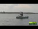 Приколы на рыбалке! Для пьяного резиновая лодка - атракцион - YouTube.mp4