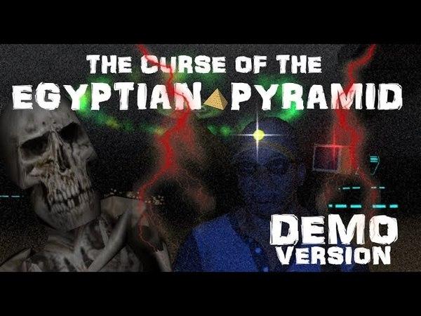 ПРОКЛЯТЬЕ ЕГИПЕТСКОЙ ПИРАМИДЫ \ The Curse of the Egyptian Pyramid [DEMO] \ PixelCakesFan