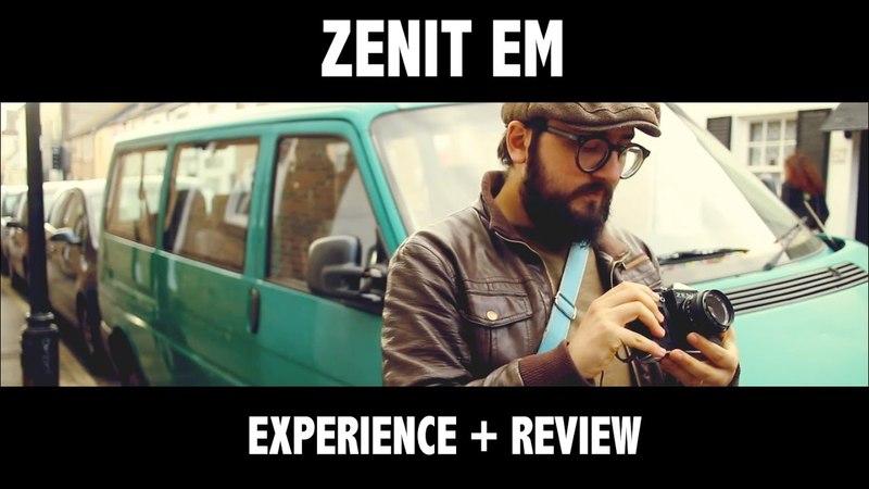 Shoot Film: Zenit TTL