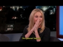 Шарлиз Терон на шоу Jimmy Kimmel Live 2015 Русские субтитры