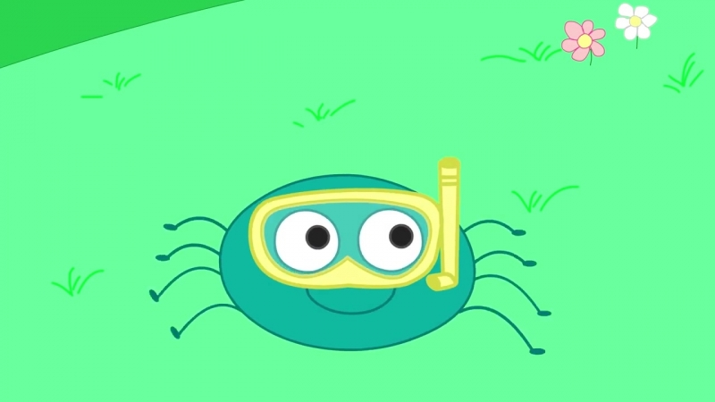 ITSY BITSY SPIDER - Song for Children