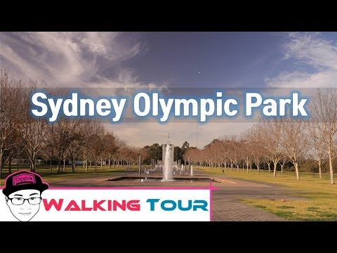 Sydney Olympic Park Walking Around Bicentennial Park Waterview BBQ Picnic Best Healing Place