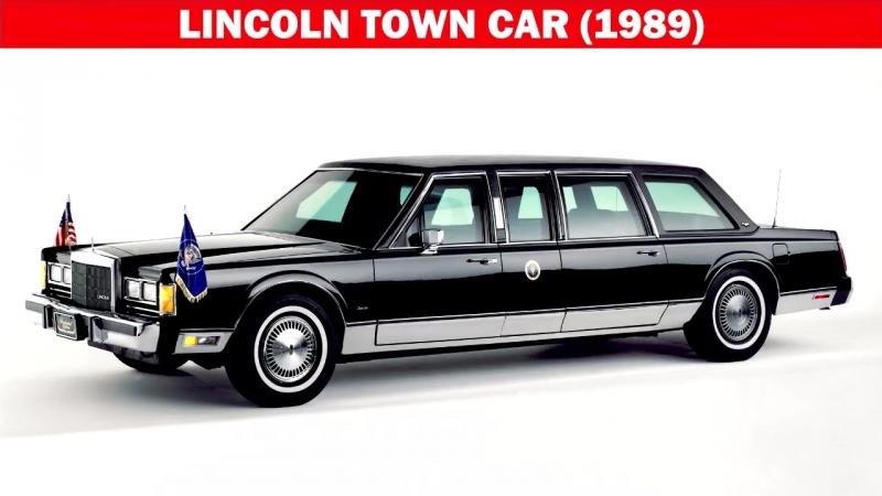 American President Car Evolution 1939 2017