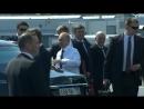 Путин уехал на лимузине проекта «Кортеж»