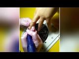 Коррекция нарощеных ногтей от @marianna__nails