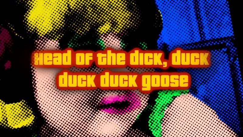 Пипа - duck duck goose (липсинг лирик видео) отрывок