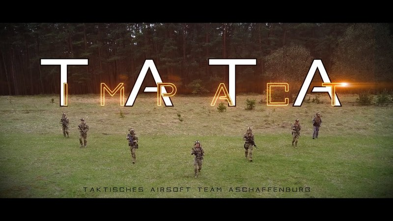 Introducing the Tactical Airsoft Team Aschaffenburg | T.A.T.A | 2017