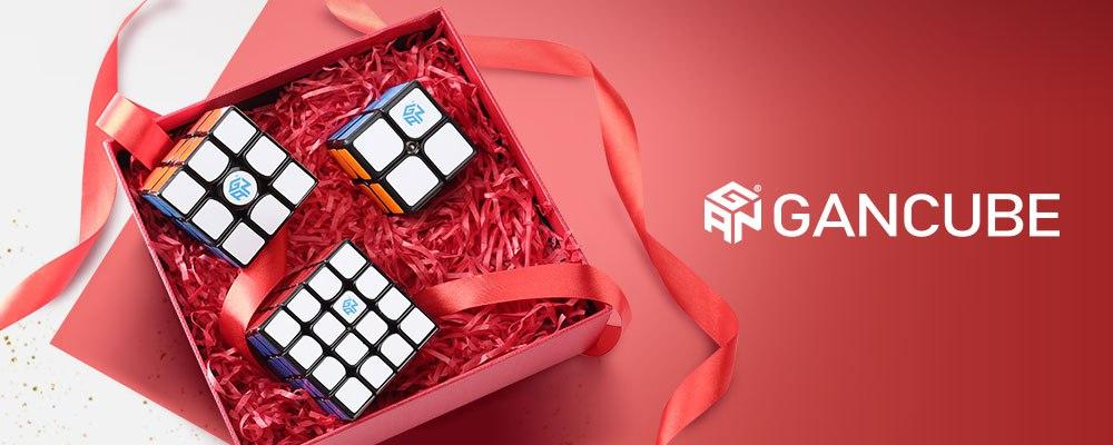 Купить кубики Рубика Gan