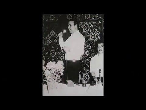 Memmedbağır B. AoY Əliyevin Şəxsi Arxivindən Toyda Lente Yazılmış 14-cü Səs Yazısı 4-ci hissə