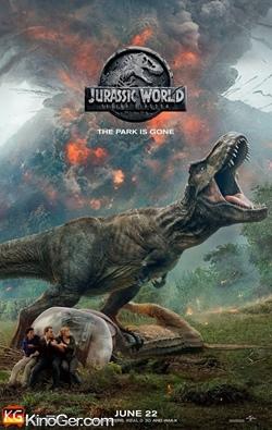 Jurassic World 2: Das gefallene Königreich (2018)