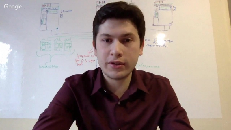 Алишер Отабаев. Маркетолог. Финалист