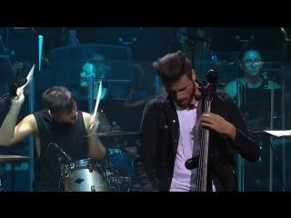 2CELLOS шикарно сыграли Satisfaction Live at Sydney Opera House