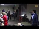 Аркадий КОБЯКОВ А над лагерем ночь Татарск 28 02 2015