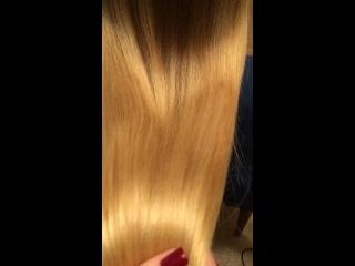 Полировка волос. Anastasiya Egorova