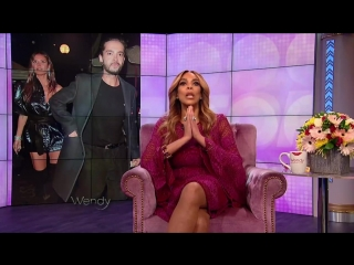 The Wendy Williams Show о Томе и Хайди