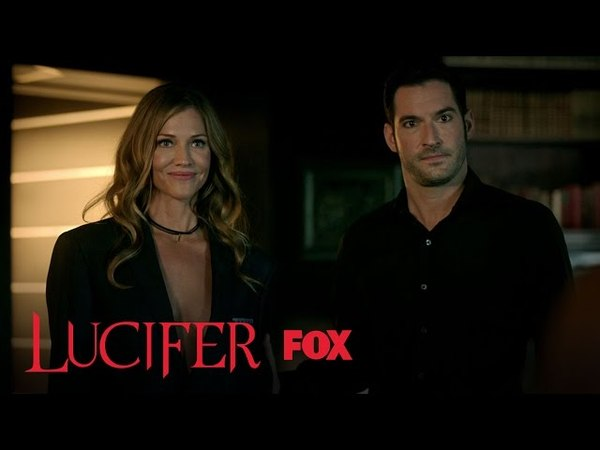 Lucifer Places His Mom Under Maze's Care Season 2 Ep 2 LUCIFER