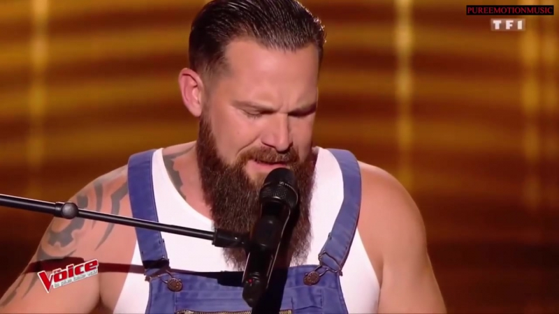 The Voice France - Another Brick in the Wall - Will Barber