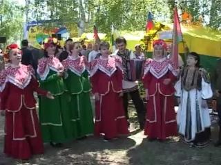 В селе Казаки в 5-й раз прошел фестиваль национальных культур