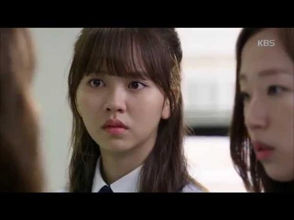 """[HIT] 후아유-학교2015 - 김소현, 조수향에게 """"내 눈에 띄지마"""" 최후의 응징.. 눈물.20150616"""