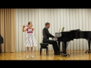 Haydn's flute minuet by Alice