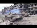 Война в Сирии. САА в районе лагеря Ярмук