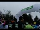 Зелёный марафон Бегущие Сердца Сбербанк СоветскаяСибирь ВечернийНовосибирск VNRU