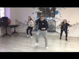 Hip-hop choreo by Anton | Eminem - Collapse | Just Move