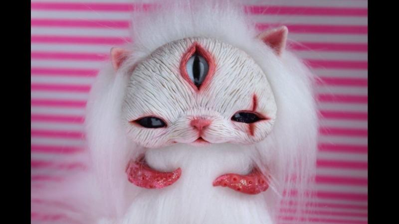 Pink Котоножка by lloomine