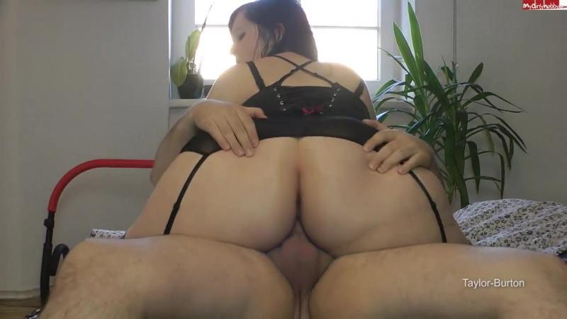 Taylor Burton Peliroja Alemana 43 big ass butts booty tits boobs bbw pawg curvy mature milf