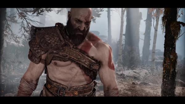 Дэвид Харбор сыграл в God of War
